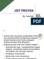 Pertemuan 2 audit proyek.ppt