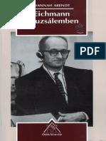142515752 Hannah Arendth Eichmann Jeruzsalemben