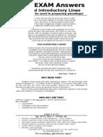 Bar Examination Useful Intro Lines