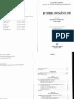 Istoria Românilor vol 8 (2003)