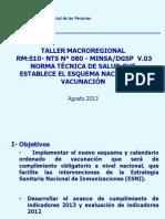 00 - Tingo Maria - Reglas Del Taller Agosto 2013