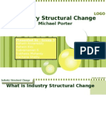 Changing Industry Structure - Michael Porter - NMIMS