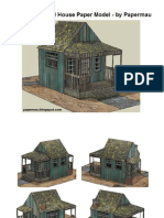 The.green.wood.House.paper.model.by.Papermau.2014