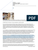 Inflación oligopólica II, Schorr-Manzanelli