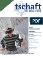 Wirtschaft in Bremen 04/2014 - Wissenschaftsplan 2020