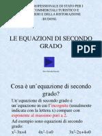 02 Le Equazioni Di Primo Grado II