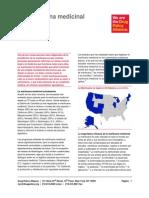 DPA Hoja Informativa Marihuana Medicinal Mar2014
