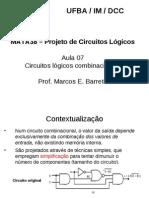 aula07_CircuitosCombinacionais