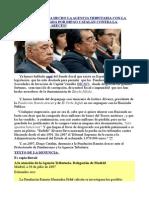 ¿Qué ha hecho la Agencia Tributaria con la denuncia de Diego Catalán contra la Fundacion Areces?