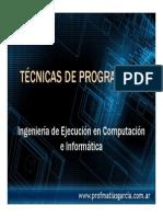 Introduccion Tecnicas de Programacion