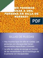 Sillas de Ruedas.presentacion