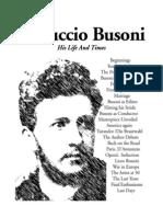 Busoni Biography