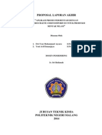 Cover Proposal Laporan Akhir