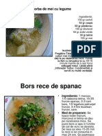 RAW FOOD - Supe, Ciorbe.ppt