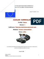 Testarea automobilului