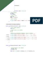 Resumen Programando en Visual c#