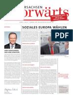 Niedersachsen-Vorwärts April 2014