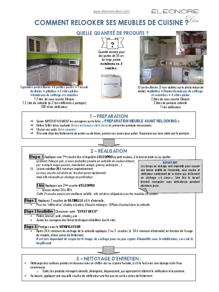 Comment Poncer Des Poutres Rapidement comment repeindremeublesdecuisine.pdf | nature