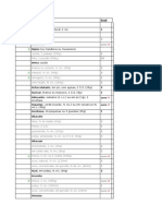 Tabela PP