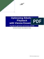 VE Optimizing Sibelius Playback v2.5