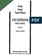 Lopez Santa María, Jorge - Contratos parte general tomo II.pdf