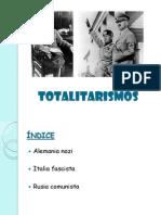 TOTALITARISMOS 1