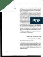 Sebe Bom Meihy  Jose Carlos  - Definiendo la historia oral.pdf