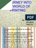 Textile Printing Kushal