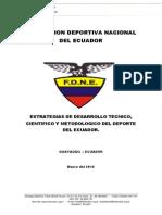 Sistema Nacional de Desarrollo Tecnico