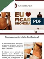 Best Bronze Fluido Autobronzeador - Refil Bronzeamento Médio 1L
