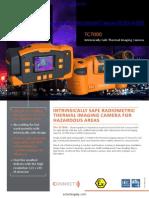 Cordex TC7000 Infrarerd Camera Datasheet