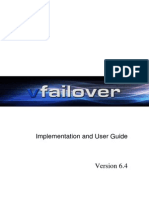 Vfailover Implementation and User Guide