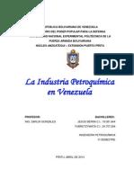 Industria Petroquimica