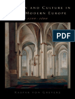Religion and Culture in Early Modern Europe 1500 1800