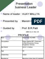 Manish (vijay malya)