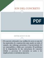 Corrosion Del Concreto