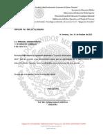Difusion de Aspectos Relevantes Reforma 2013