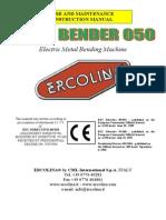 Tb-050 Top Bender