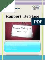 Rapport de Stage MARJANE