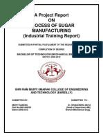 Manureport Design Sugar