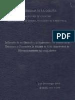 Estructura y Formación de Micelas SDS