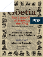 The Goetia, Mathers and Crowley, 1997