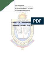 informe de lineas de transmision.doc