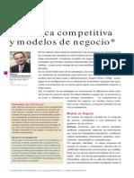 Estrategia Competitiva Dinamica