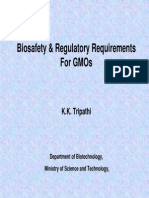 Biosafety Tripathi