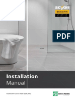 Ceramic Tilles Installation Manual