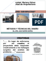 Idea generatriz arquitectura