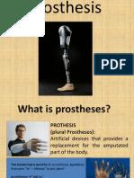 Prosthesis