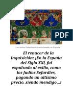 El renacer de la Inquisición