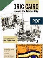 JimAntoniou.......historicCairoAWalkThroughTheIslamicCitybyHouseOfBooks
